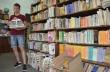"""Библиотеката на СУ """" Вичо Грънчаров"""" получи дарение от ученици и родители"""