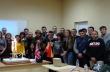 """Ученици от ПГЕЕ """"М. В. Ломоносов"""" с отлични резултати от дейностите по Програма """"Еразъм+"""""""