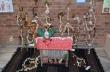 Над 700 коледни картички и сурвакници показват в изложба горнооряховските деца