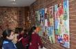 Изложба на коледни картички и сурвакници подредиха децата от Община Горна Оряховица