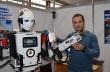 Роботът РОКИ отнесе специалната награда на младежкото изложение за техническо творчество