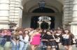 """Ученици от СУ """"Георги Измирлиев"""" участваха в модно ревю от рециклирани материали в Торино"""