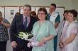 Ръководството на Общината уважи за празника лекарите и акушерките от горнооряховското АГ отделение